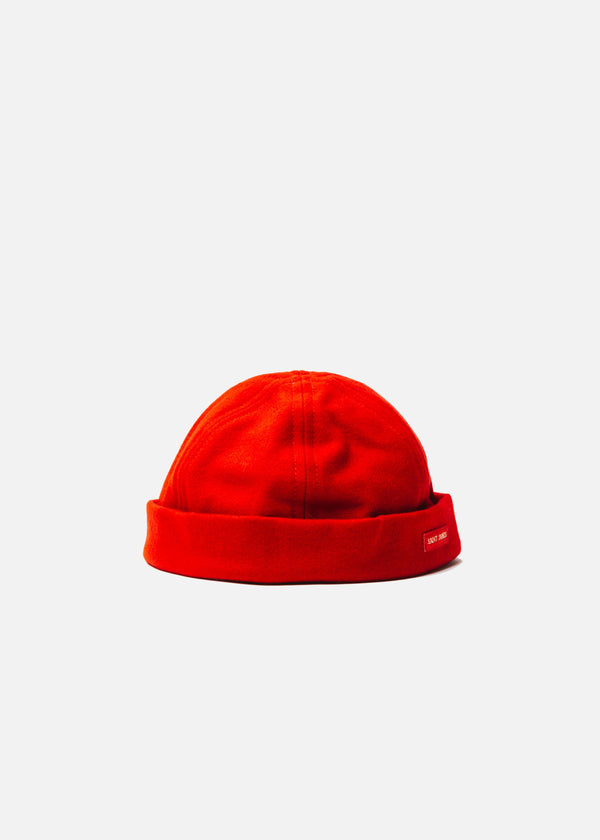 Marin Miki Watch Cap in Rouge