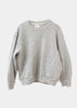 Amala Crewneck Pullover in Heather