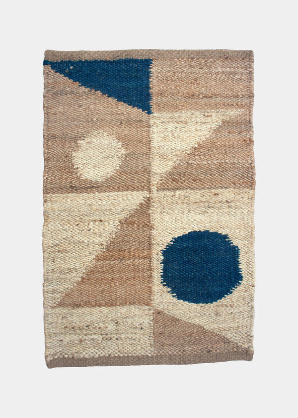 MARGEAUX TRIBAL JUTE RUG
