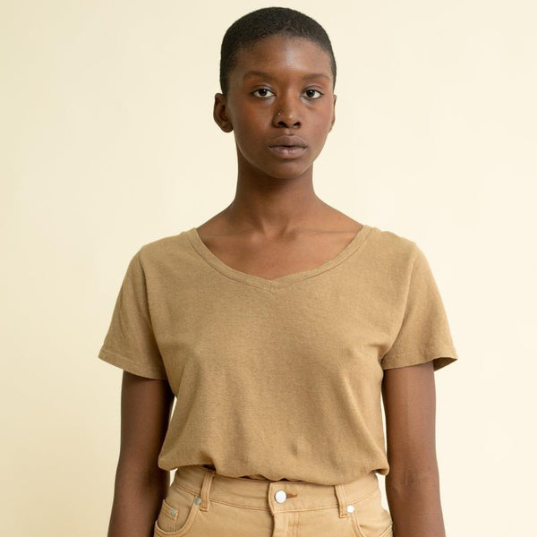 Hemp & Cotton Paige V-neck