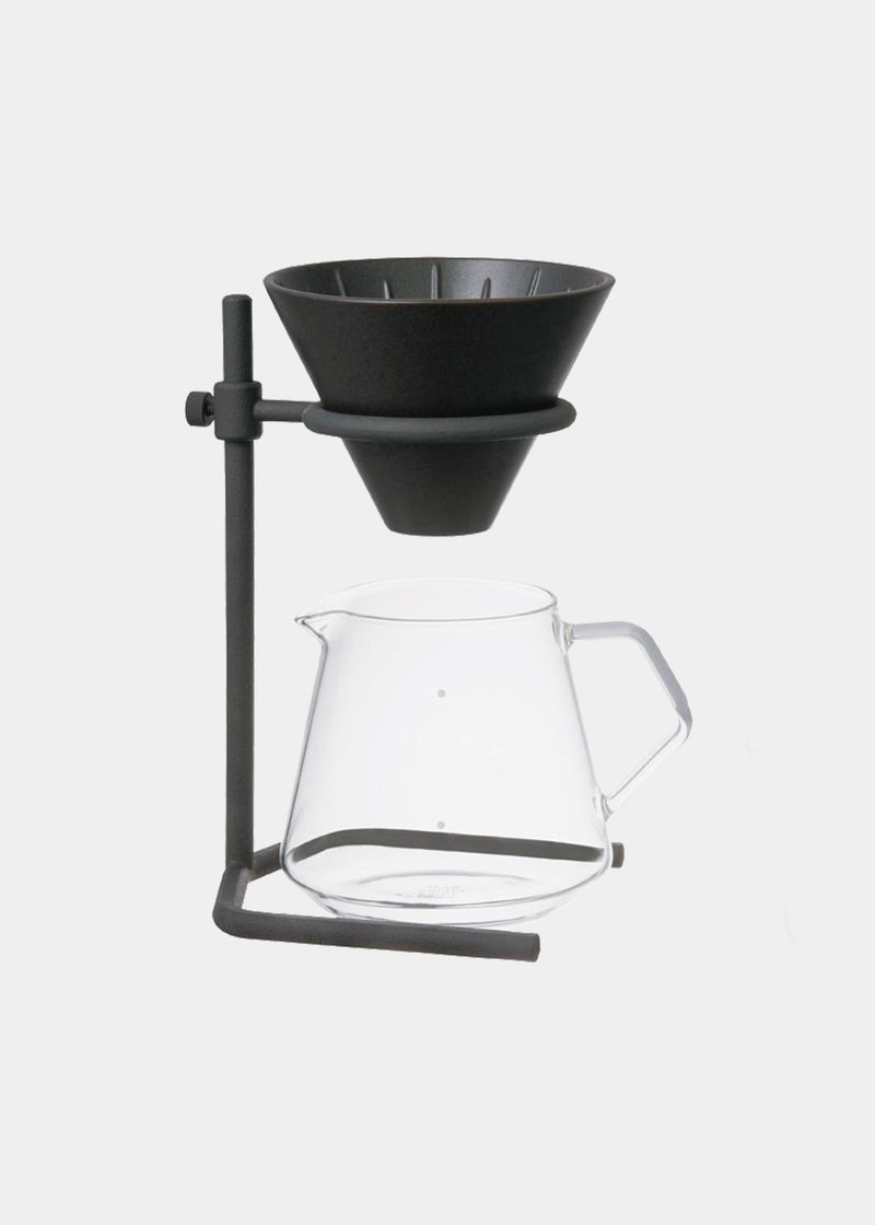 SCS-S04 Brewer Stand Set / 4cups