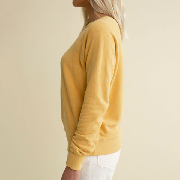 Hemp & Cotton Alpine Raglan