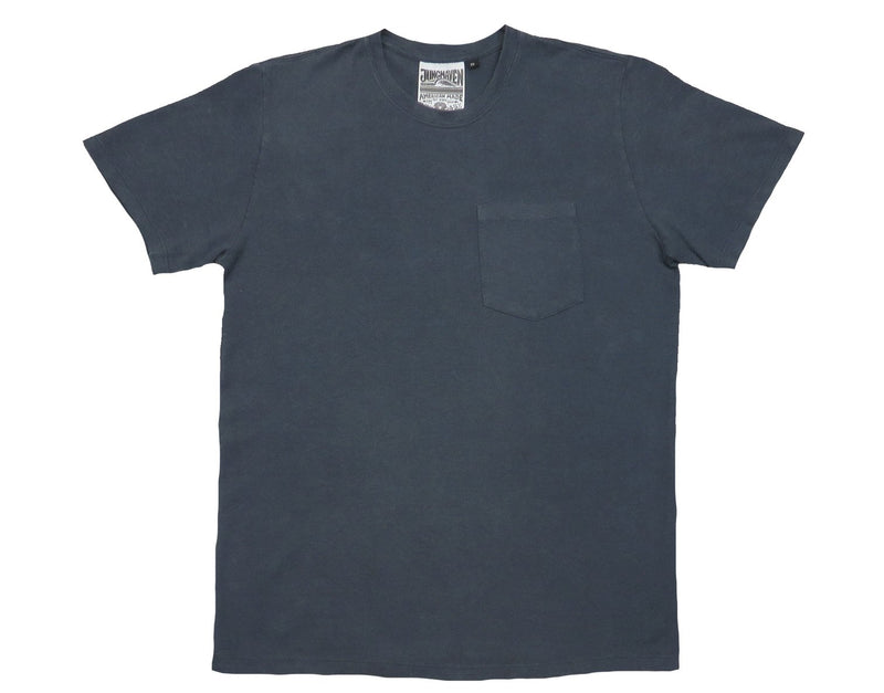 Hemp & Cotton Baja Pocket Tee