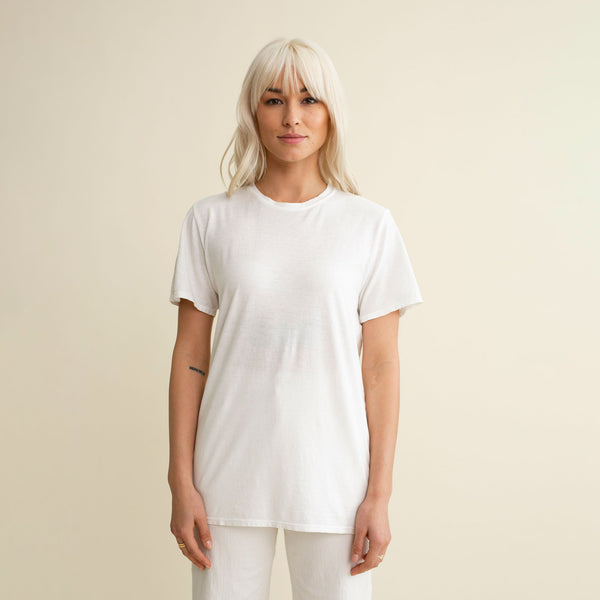 Hemp & Cotton Basic Tee
