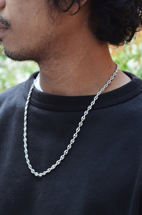 Brizo Chain, Sterling Silver