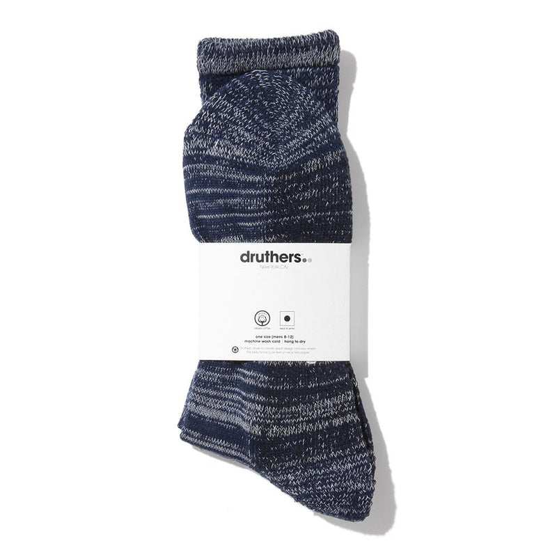 Organic Cotton Defender Crew Socks