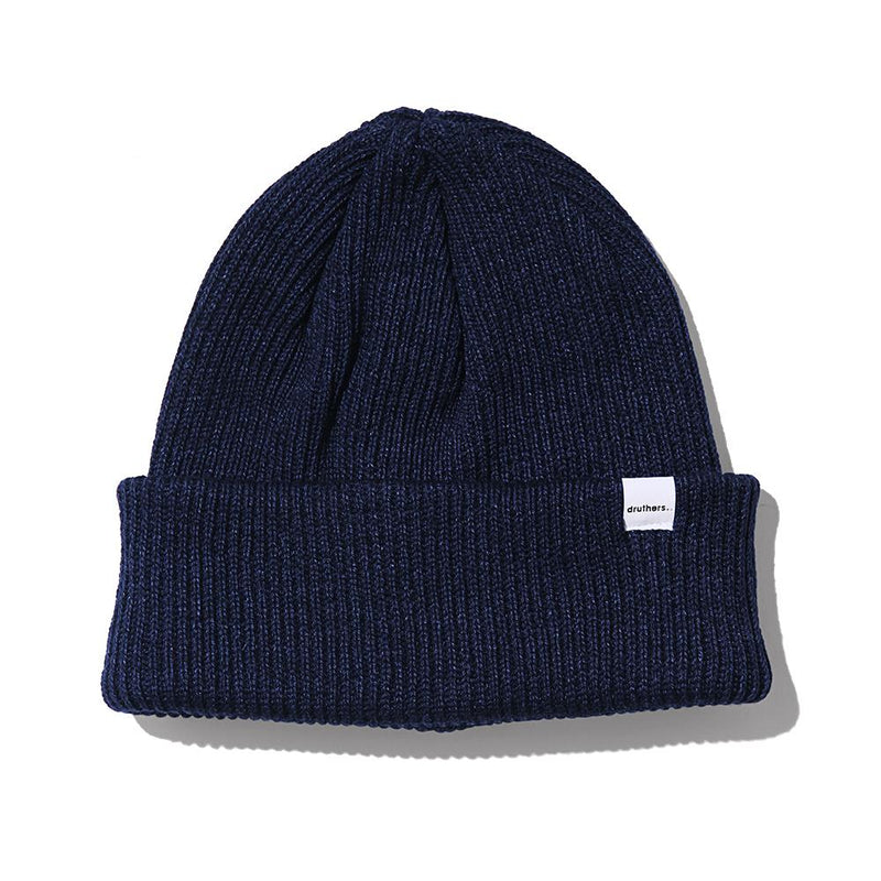 Recycled Cotton Knit Beanie