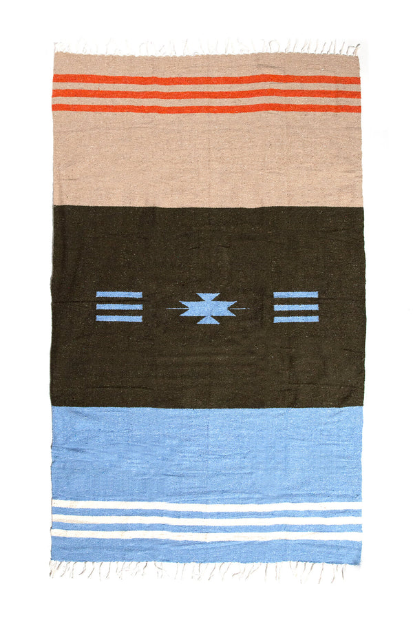 Horizonte Papaya Blanket