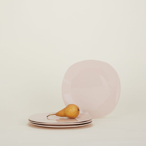 ORGANIC DINNERWARE - Dinner Plate Set of 4