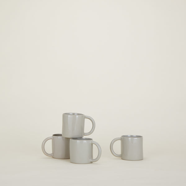 ORGANIC DINNERWARE - Mug Set of 4