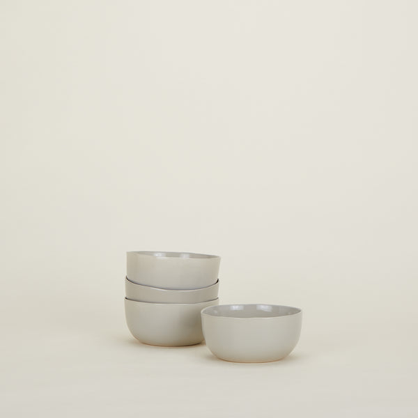 ORGANIC DINNERWARE - Cereal Bowl Set of 4