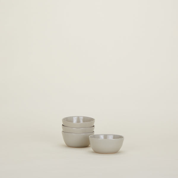 ORGANIC DINNERWARE - Ice Cream Bowl Set of 4