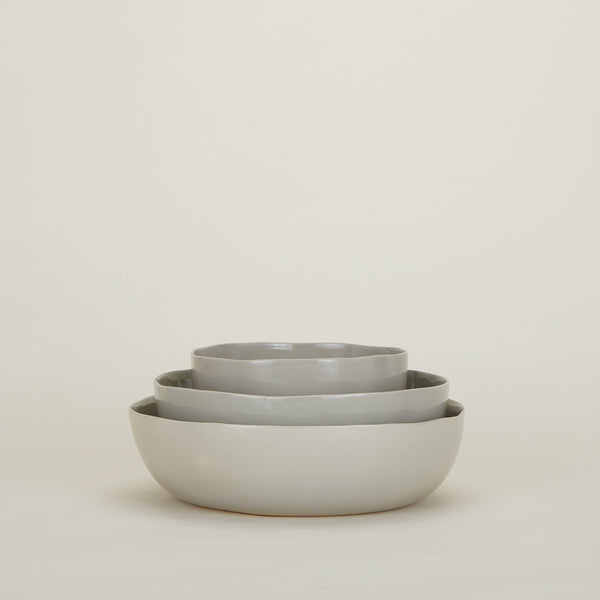 ORGANIC DINNERWARE - Serving Bowl Small