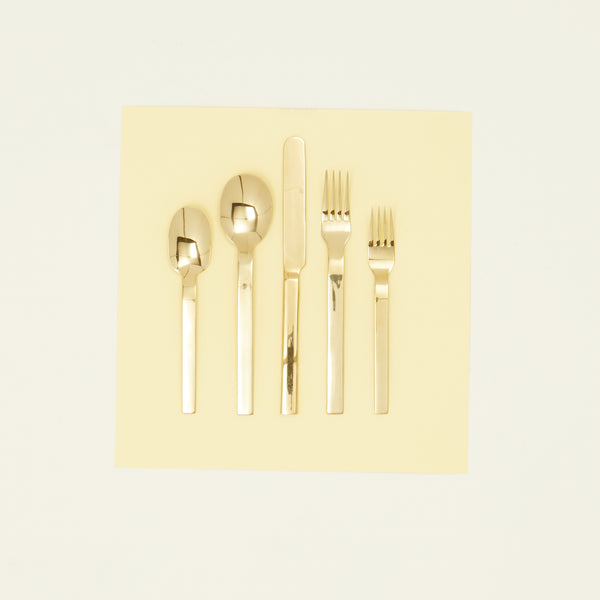 HIGHLAND FLATWARE - 5 Piece Place Setting