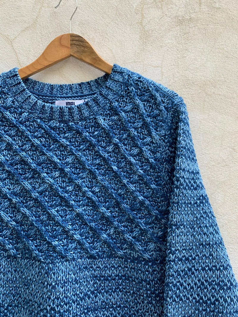 Sierra Sweater / Medium Indigo