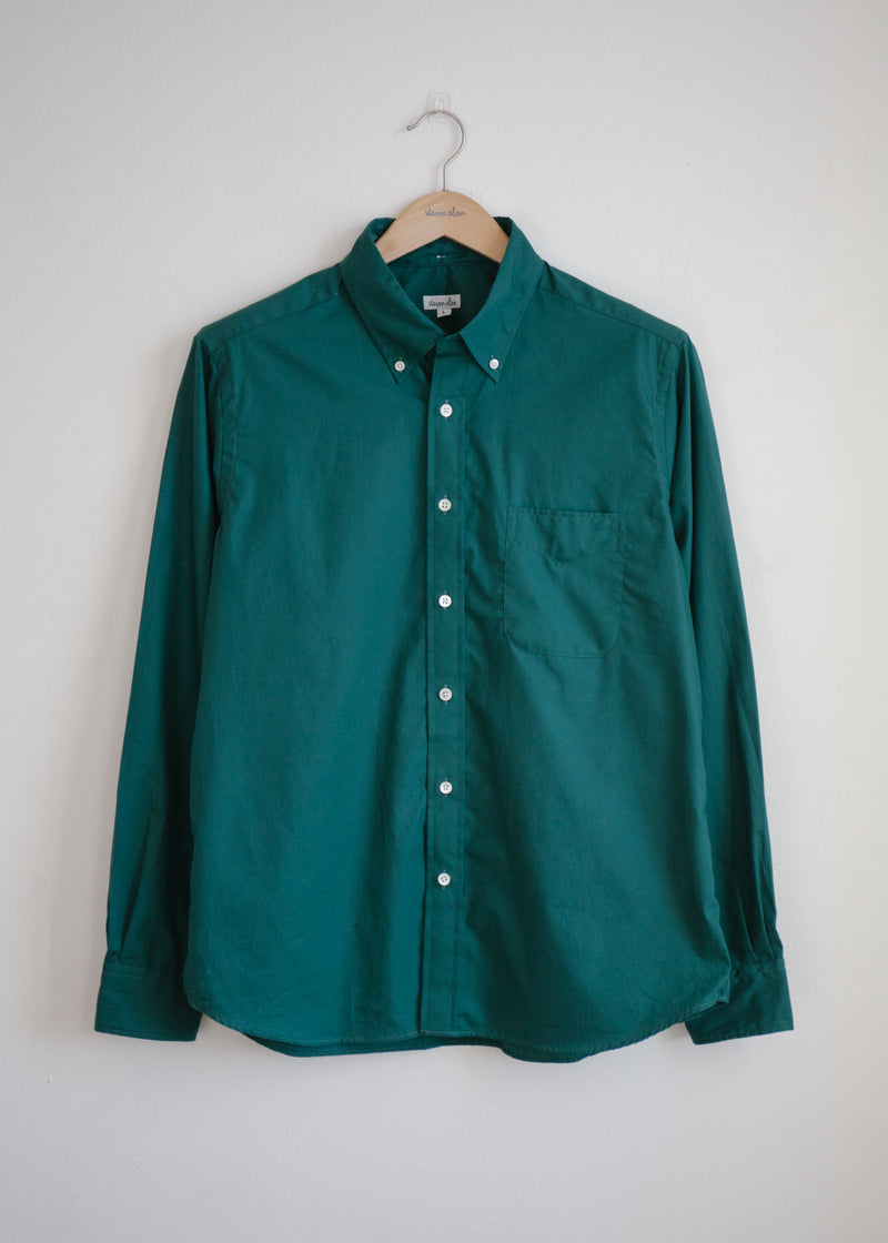 Classic Collegiate Shirt, Fir