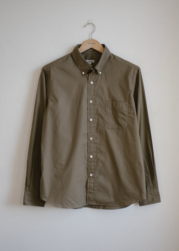 Classic Collegiate Shirt, Morel