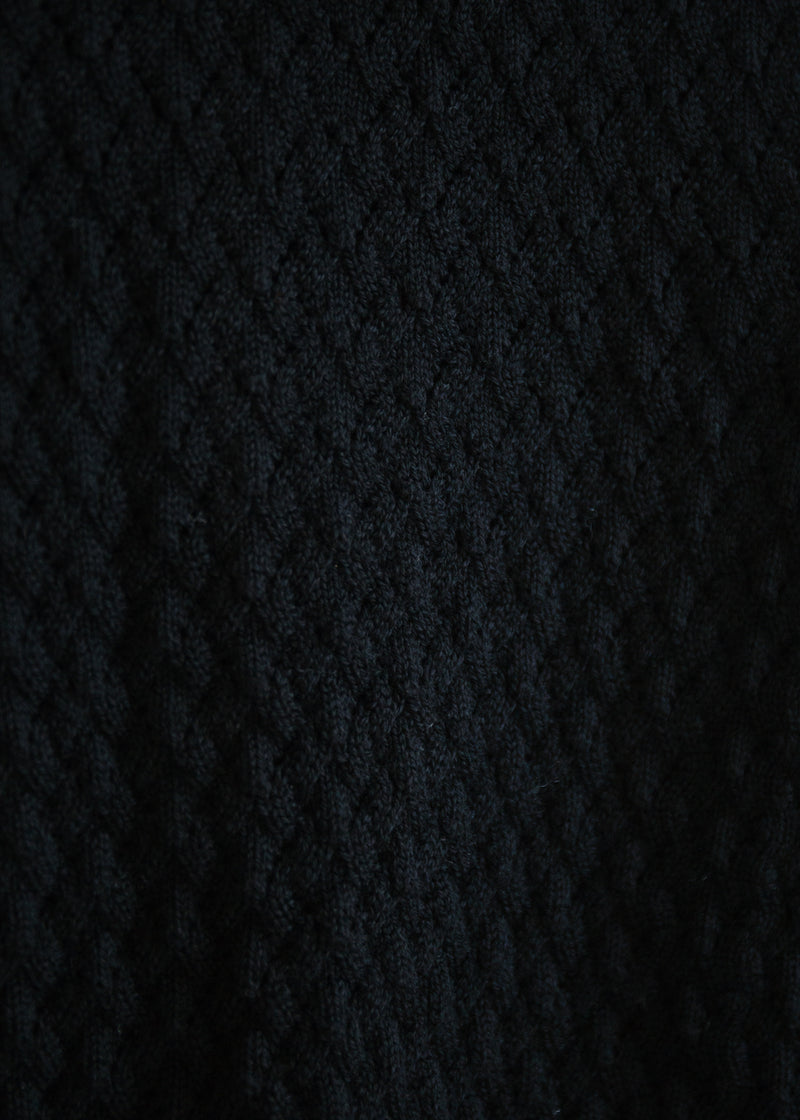 Merino Barclay Sweater, Black