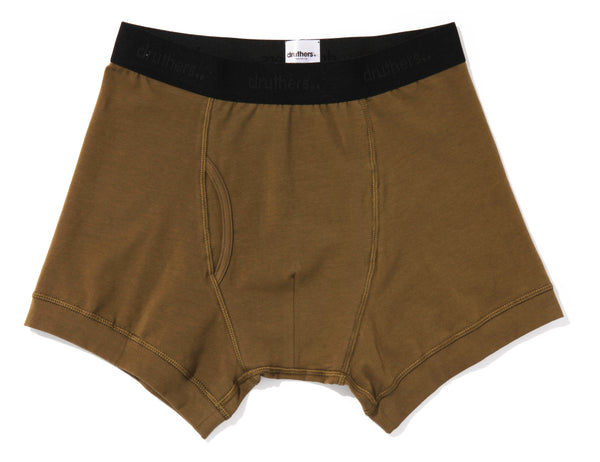 Organic Cotton Boxer Brief