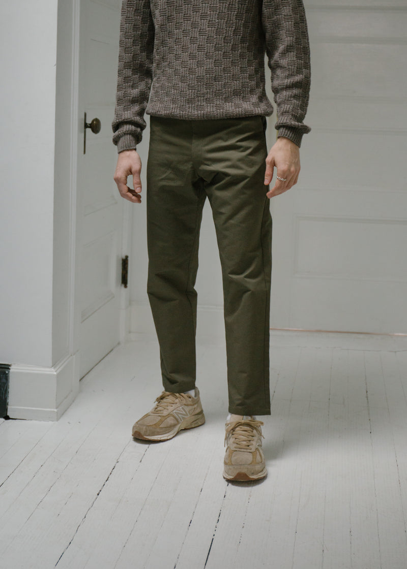 Makers Pant, Olive