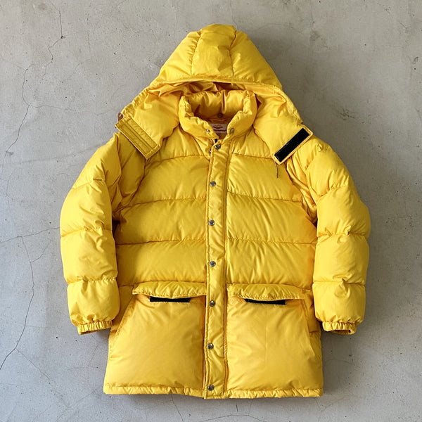 Batten-Down Parka, Yellow