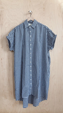 Rhodes Dress / Gingham
