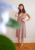 Jules Dress in Mauve