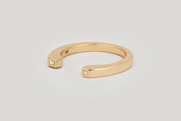 Mado Band / 14k Yellow, Rose, or White Gold
