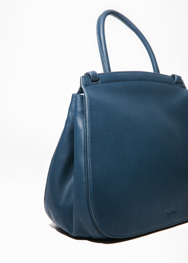 KATE SATCHEL in Navy