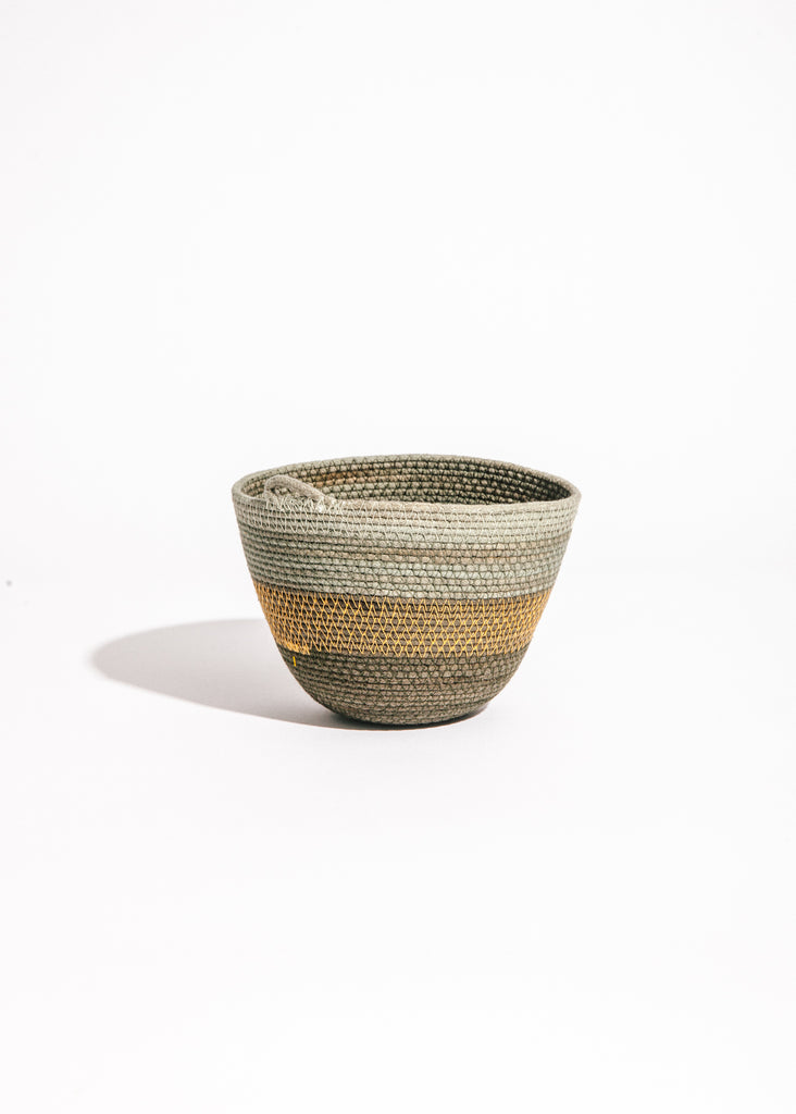 Medium Planter in Green