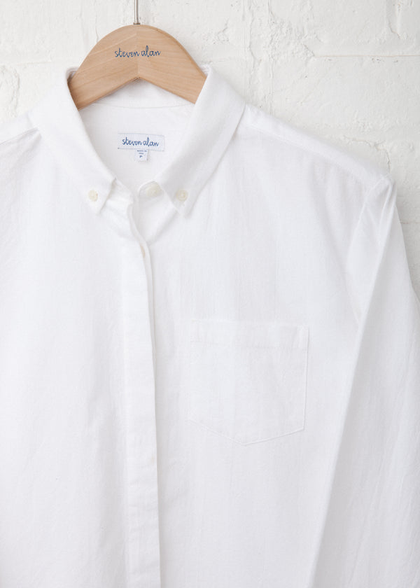 Austen Shirt in White