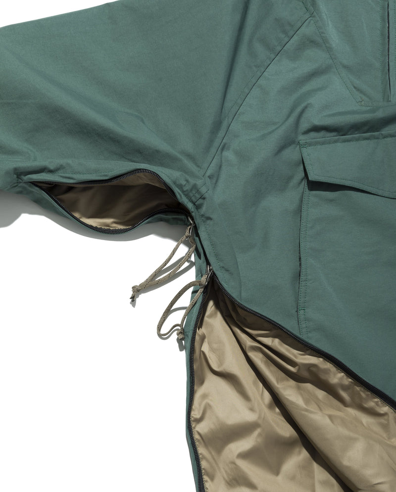 Scout Anorak, Forest Green