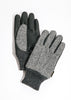 Saga Touchscreen Gloves in Grey