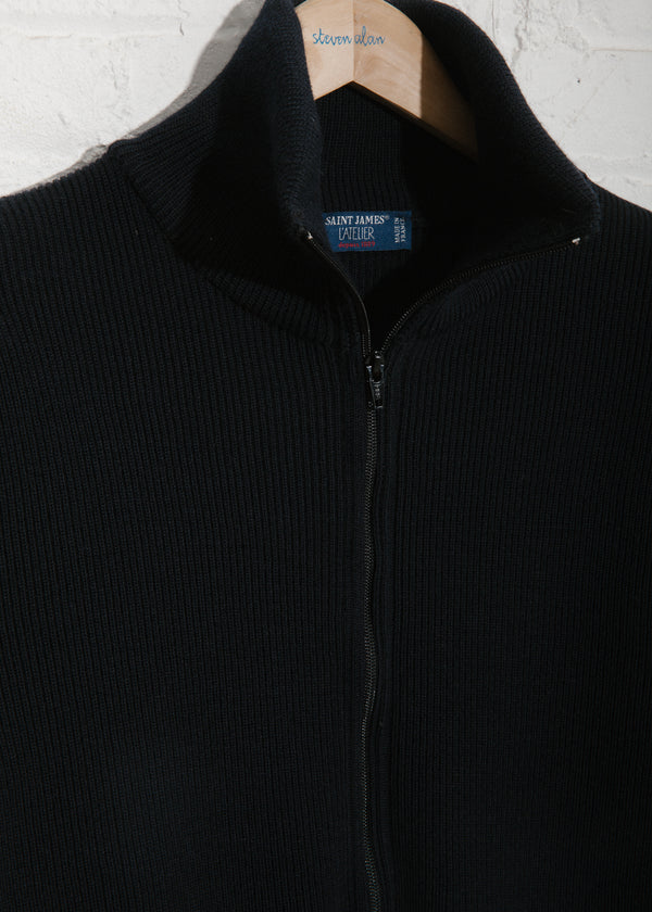 Quiberon III Sweater in Navy