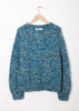 Unisex Nova Sweater in Natural Indigo