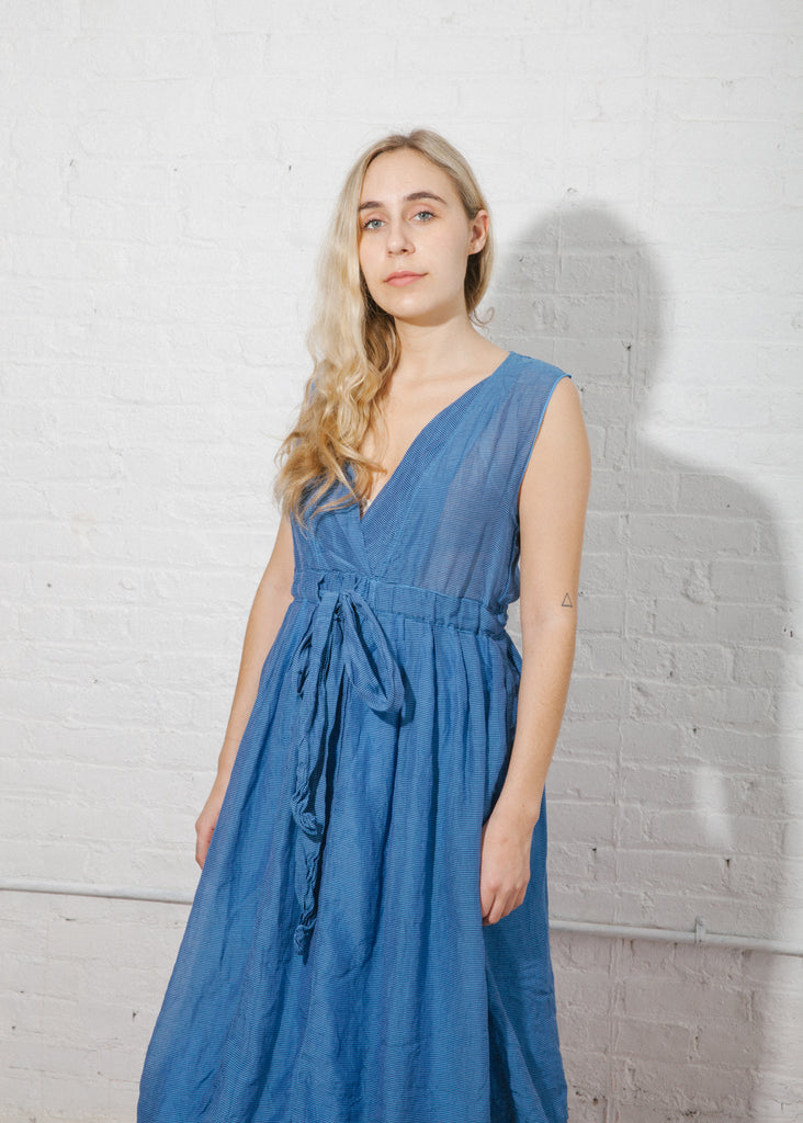 Julia in Cape Blue