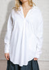 Teton Tunic in White