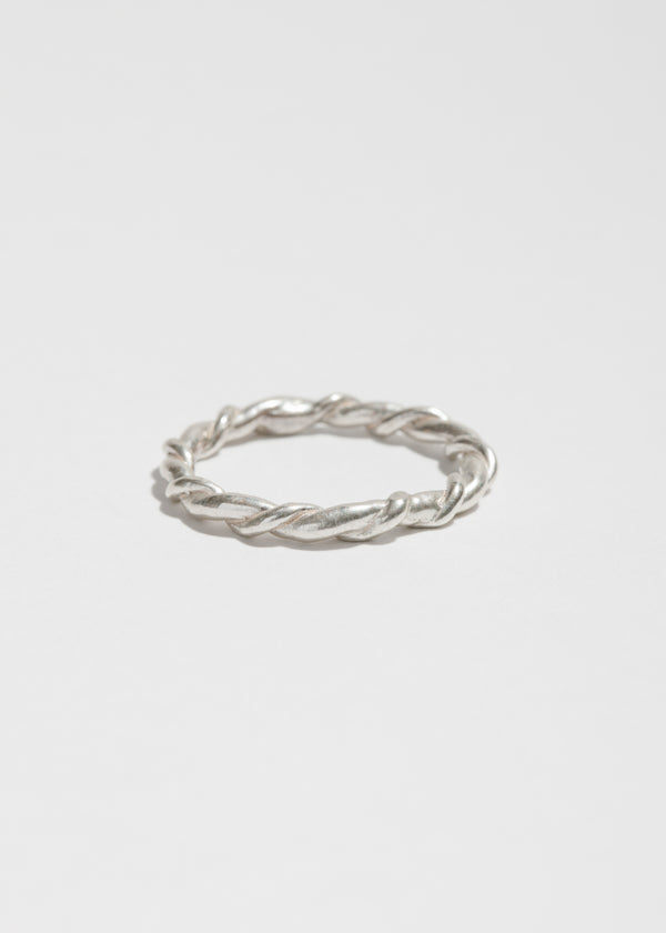 Thin Rope Ring