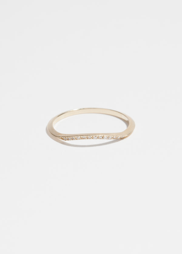 14k Gold Arba Ring