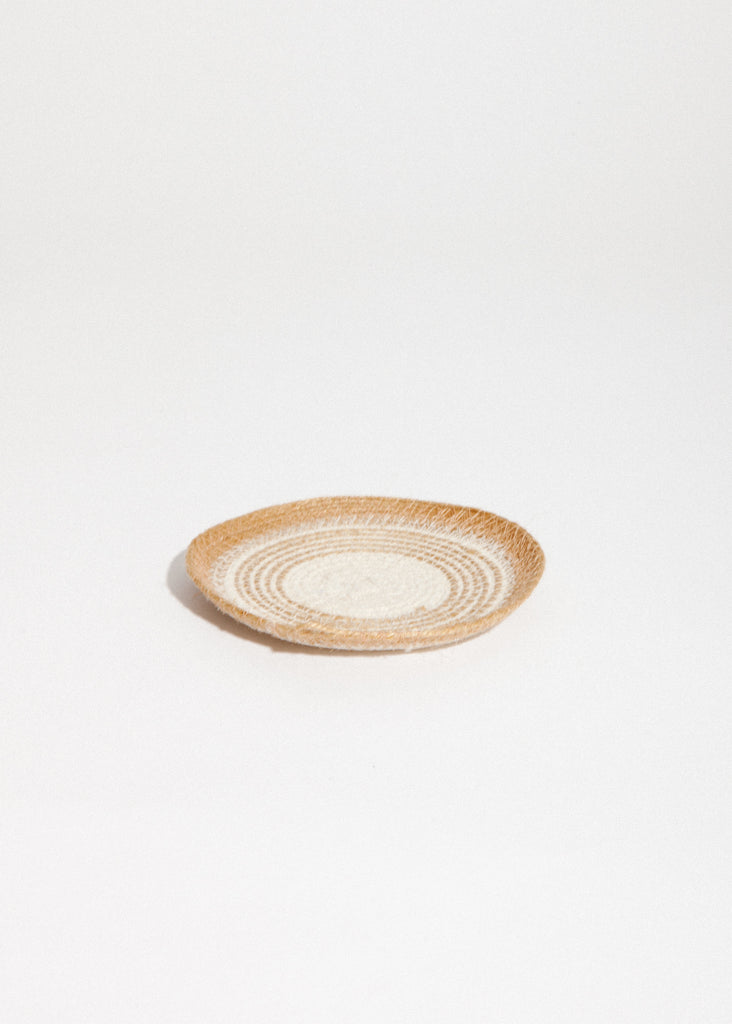 Ring Catcher in Jute/Natural