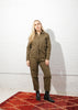 Utility Jumpsuit in Olive
