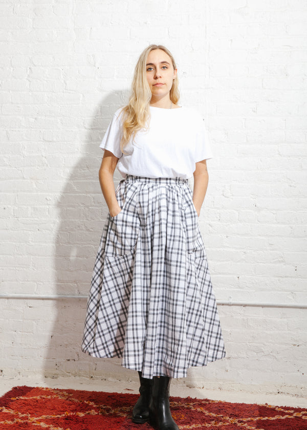 Margot Skirt in Grey