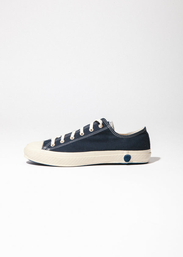 SA x SLP Canvas Low Dark Navy