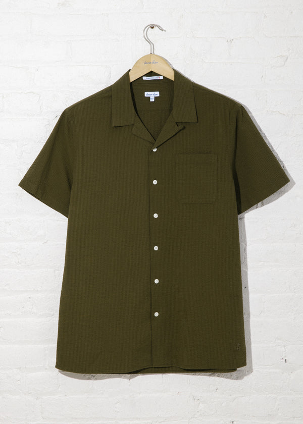 Camp Shirt in Olive