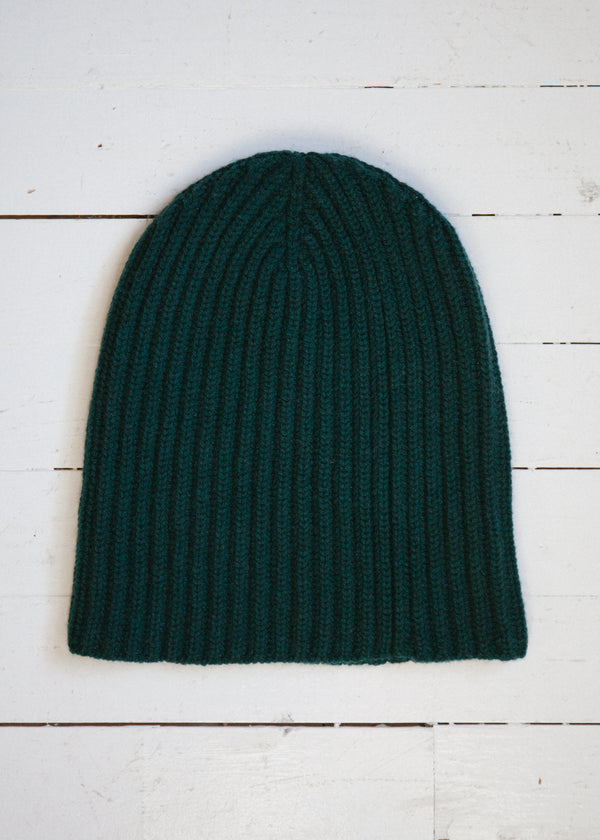 The Cashmere Beanie, Alpine