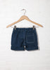 Isaac Short in Natural Indigo Powerloomed Denim