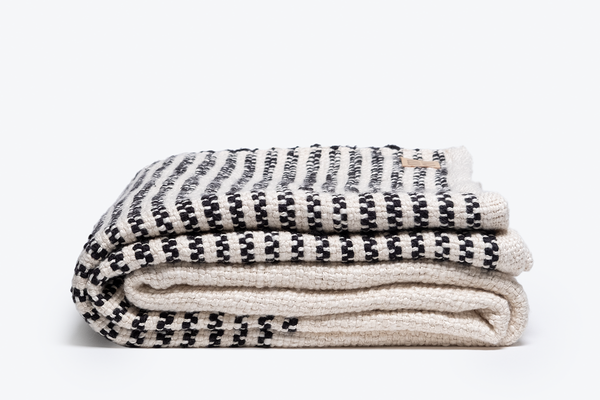 Salem Cotton Throw Blanket