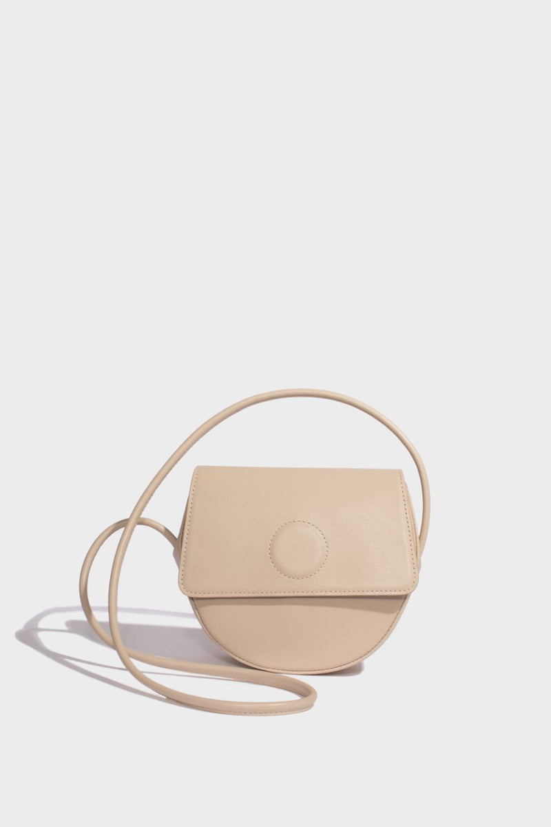 Petite Trapeze Crossbody | Putty