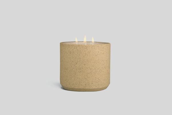 Norden Joshua Tree 32 oz. Three Wick Ceramic Candle
