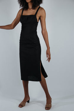 Olivia Dress in Black